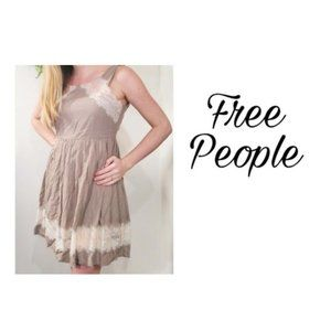 Free People dress size 4
